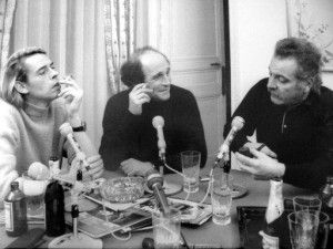 Brassens, Brel, Ferré - Jean-Pierre Leloir