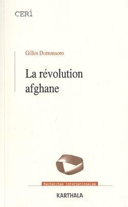 La révolution afghane