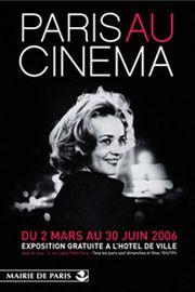 Affiche Paris au cinéma