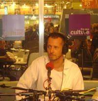 J. Macé-Scaron au Salon du livre