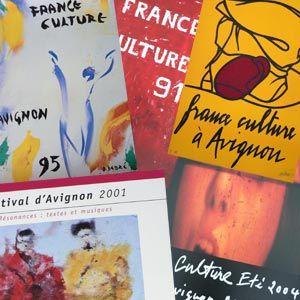 France Culture en Avignon : Scènes et Sons