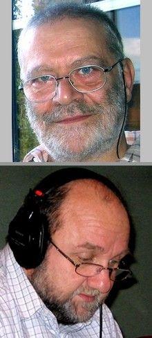Pasteurs Ch. Kempf (haut) et A. Meyer