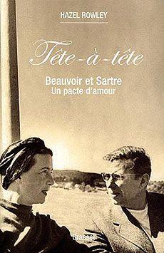 Table-ronde Essais /Sartre & Beauvoir
