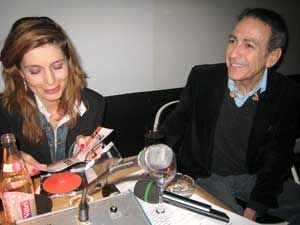 Christine MACEL et Alain CHAMFORT