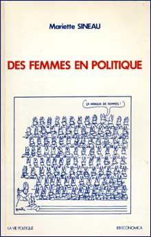 Les femmes politiques 2/5