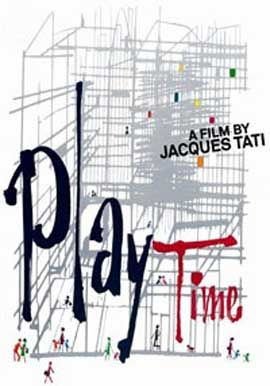 Play Time de Jacques Tati (1967)
