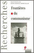 Frontières du communisme : mythologies et réalités de la division de l'Europe de la révolution d'octobre au mur de Berlin