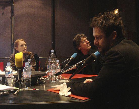 Julie-Marie Parmentier, André Engel, Jérôme Kircher