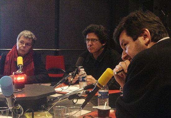 Pascale Ferran, Patrick Sobelman, Stéphane Goudet