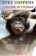 L'histoire de l'homme : 22 ans d'amphi au Collège de France