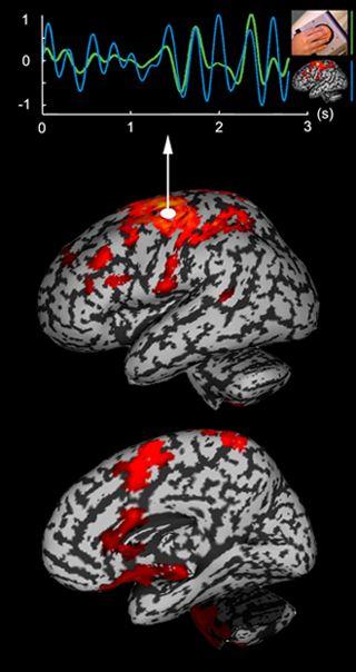 Imagerie électromagnétique des courants neuronaux.
