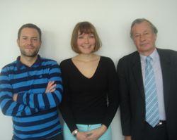 Eloi Laurent, Anais Delbosc et Jean-Marie Chevalier