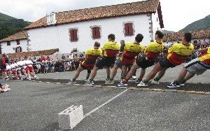La choka tira basque