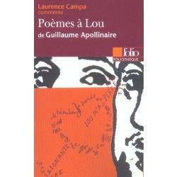 Poèmes à Lou de Guillaume Apollinaire