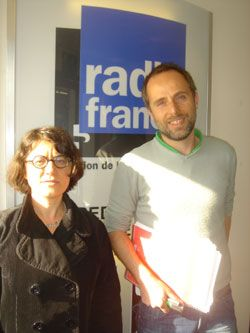 Françoise Robin et Vincent Lemerre