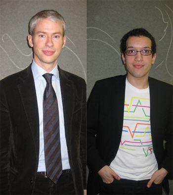 F. Riester et A. Ridouan