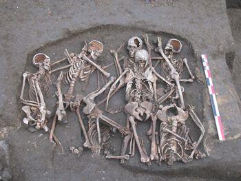 « Archéologie de la virée de Galerne » les massacres de la bataille du Mans (12-13 décembre 1793)