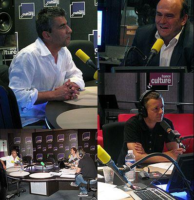 Alain GUIRAUDIE et Stanislas PIERRET