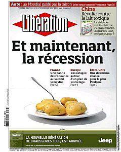 Economie mondiale / récession
