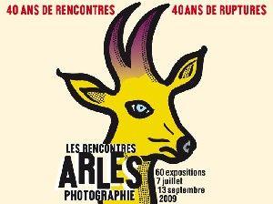 l'affiche des rencontres d'arles 2009