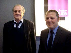 Jean-Philippe Derenne et Emmanuel Hirsch