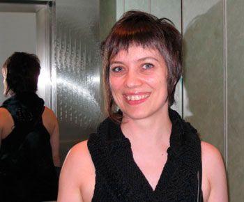 Myriam Gourfink