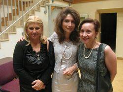Monique Canto Sperber et ses invitées