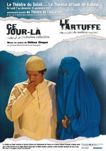 Théâtre Aftaab de Kaboul