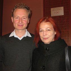 Dominique Nédellec et Lydoe Salvayre
