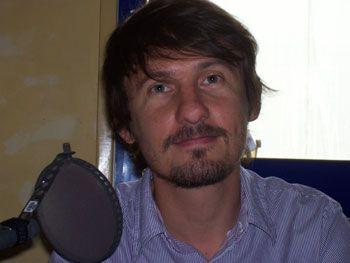 Xavier Baert au studio 133