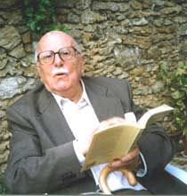 Jean Tardieu en 1991