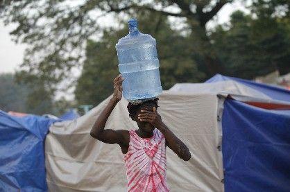 Haïti un mois après