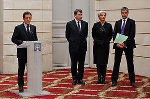 Nicolas Sarkozy a annoncé un projet de loi pour septembre.