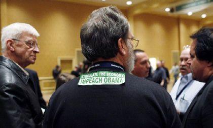 Le Tea Party, le parti anti-Obama, à la droite des conservateurs américains