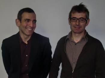 Stéphane Carcillo et Pierre Cahuc