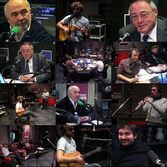 Gérard JUGNOT, Jean-Christian PETITFILS, LA POMPE MODERNE...
