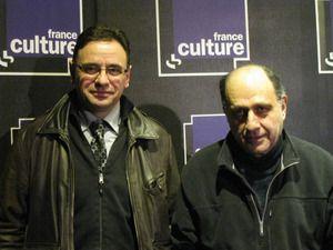 Bernard Andrieu, Pierre-Michel Klein