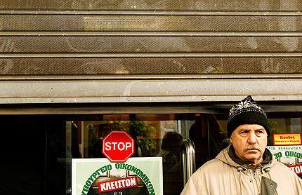 Grève des employés du min. des Finances le 5 fév dernier
