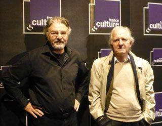 Dany-Robert Dufour et Yvon Quiniou
