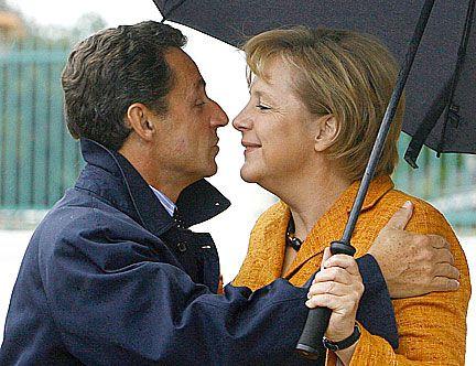 UE - axe franco-allemand