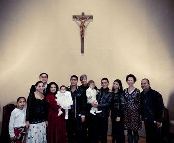 Baptême tsigane