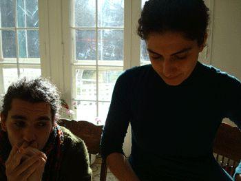 Brune et son frère Pablo