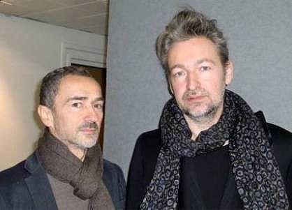 Angelin Preljocaj et Eric Reinhardt