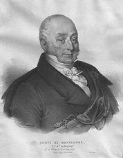 Le comte de Montlosier (collection privée).
