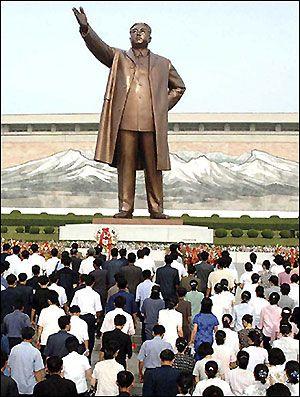 Statue monumentale et dévotion populaire