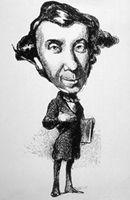 Tocqueville selon Daumier