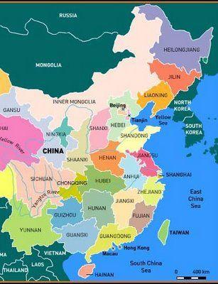 Taiwann & Hong Kong & Macao
