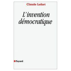 L'invention démocratique