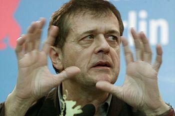 Février 2001, Patrice Chéreau à la 51e Berlinale au cours de laquelle il présentera son film « Intimité ».