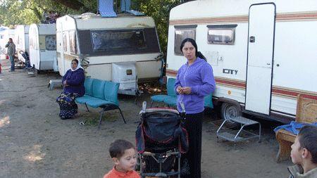 Campement d'Indre